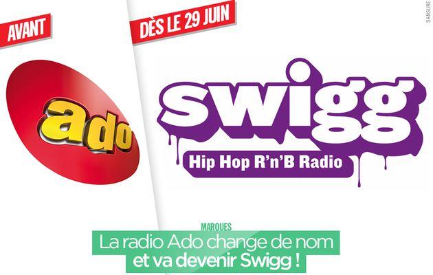 La radio Ado change de nom et va devenir Swigg ! #AdoChangeDeNom