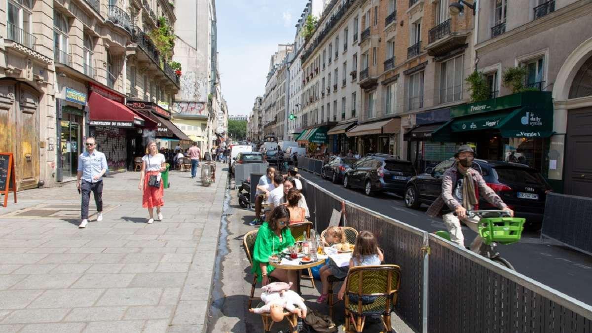 Le Baromètre des villes marchables