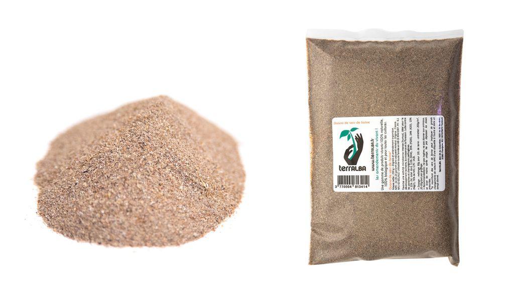nouveautés :  pots tissu Gronest, engrais starter, matières aspersions, batguano P, IT45 X5, Pur In Bio...