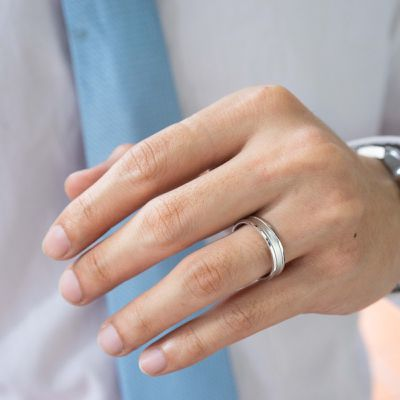 Men's Rings To Stay Fashionable For Any Occasion