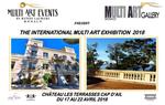 The international Multi Art Events exhibition 2018