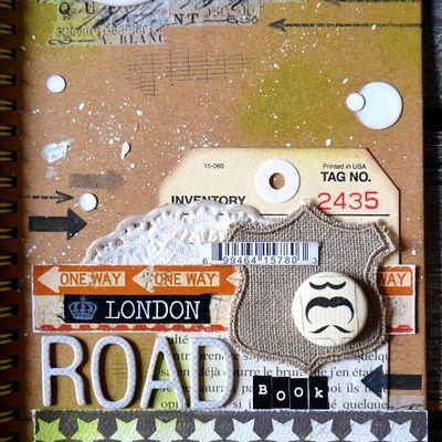 LONDON ROAD BOOK