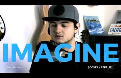IMAGINE - JOHN LENNON (Cover / Reprise) Paul