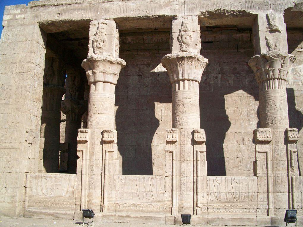 Croisière sur le superbe El Fayan sur le Nil, tranquillité et visites des magnifiques monuments