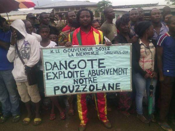 La Fenasco A montre l'exemple au Manengouba