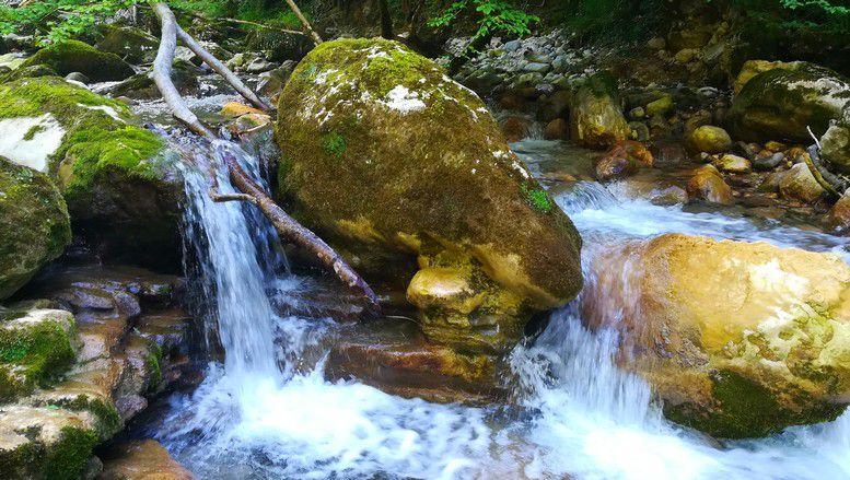 Les rivières de ma journée.