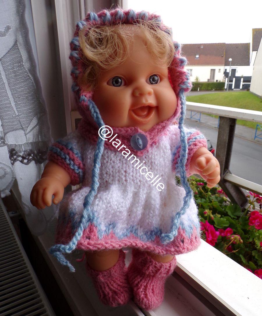 tuto gratuit poupée  : capuche aux dents de chats