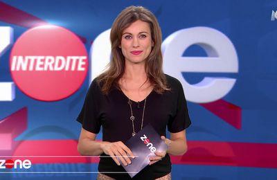 MARIE-ANGE CASALTA @CASALTAoff à la présentation de #ZoneInterdite @M6 @ZoneInterdite #vuesalatele ce soi