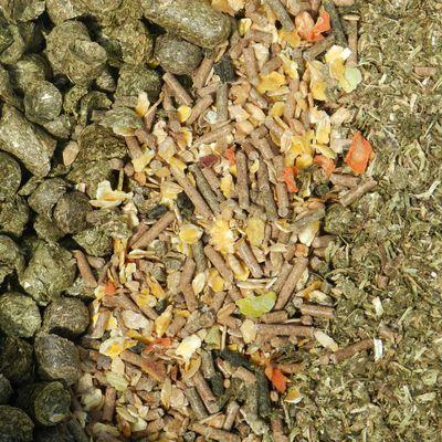 Valeur nutritionnelle des aliments selon leur richesse en fibres