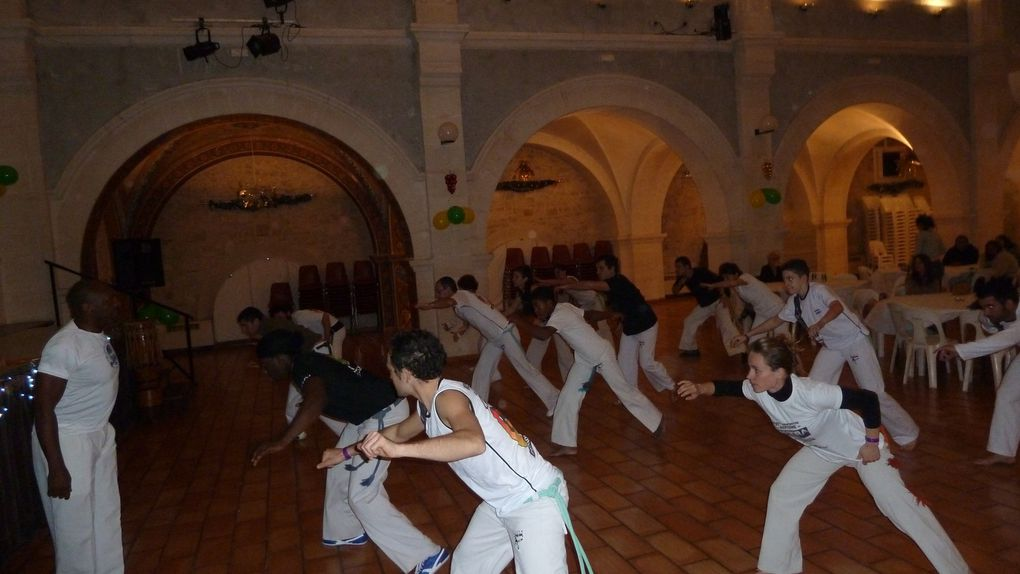 Open International de Capoeira à Nîmes