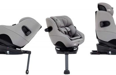 Gamme sièges auto pivotants Joie Spin 360, 360 GT I-Spin i-Size, i-Spin safe, I-Spin Grow