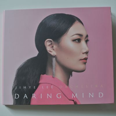 JIHYE LEE ORCHESTRA: DARING MIND (MOTEMA MUSIC)
