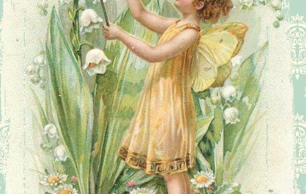 Muguette la petite fille qui voulait être fée