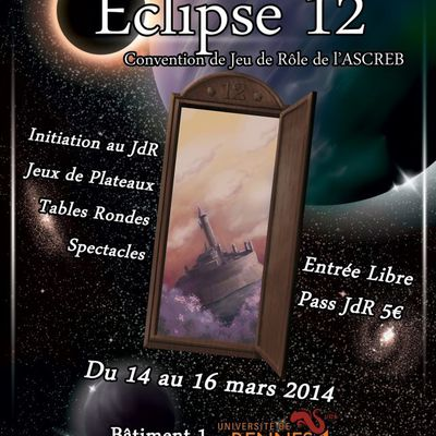 Descente d'Eclipse
