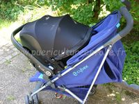 TEST AVEC KIDDY EVOLUTION PRO2