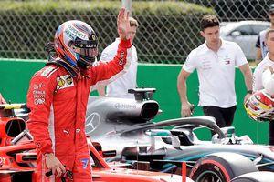 Chassé-croisé Räikkönen-Leclerc