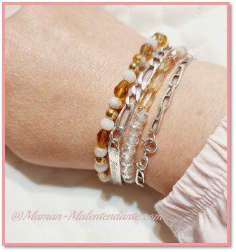 DIY Bracelet d'automne.