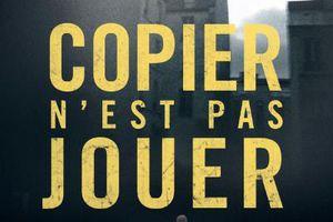 """""""Copier n'est pas jouer"""", de Frédérique Molay"""