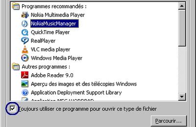 MDT : Association de fichier avec un exécutable en ligne de commande