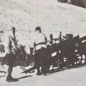 Il y a 75 ans, le Duel d'artillerie le plus haut d'Europe !