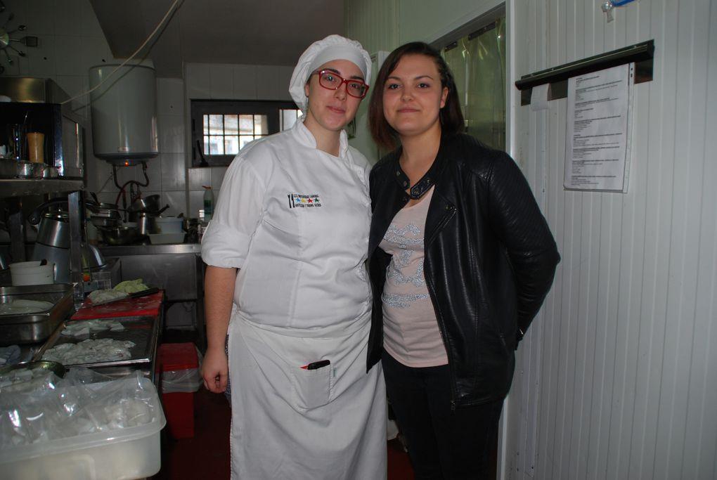 Photos de Tiziana et Laura sur leur sejour en Espagne