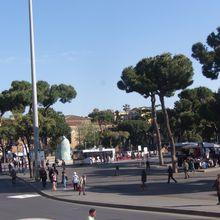 Voyage à Rome...... Vacances romaines pour Thomas....