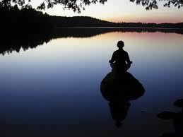 rien de spécial ! la méditation continue