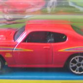 PONTIAC GTO JUDGE 1970 MATCHBOX SUPERFAST EDITION LIMITEE - car-collector.net