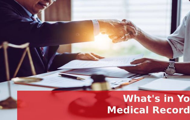 What's in Your Medical Records?