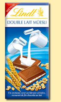 Album - Tablettes Lindt