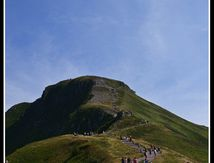 Le Puy Mary - Cantal (3/4) ...