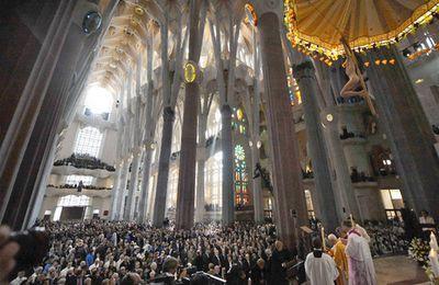 La Sagrada Familia - Barcelone -