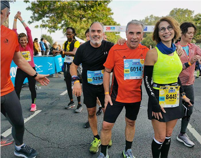 20 KM de Paris (résultats)