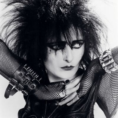 Happy birthday, Siouxsie Sioux