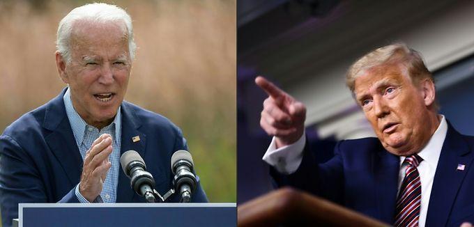 Joe Biden versus Donald Trump : Charybde ou Scylla ?