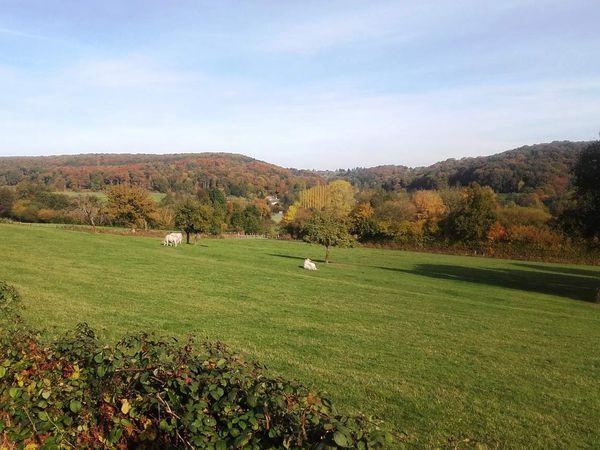 1er novembre dans la vallée