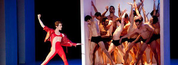 Béjart Ballet Lausanne présente Le Presbytère