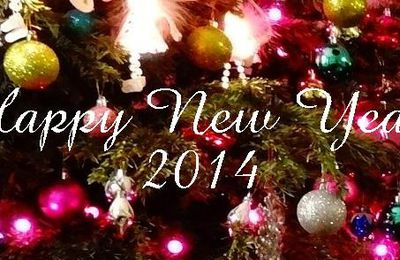 Happy New Year and all the best wishes for 2014!