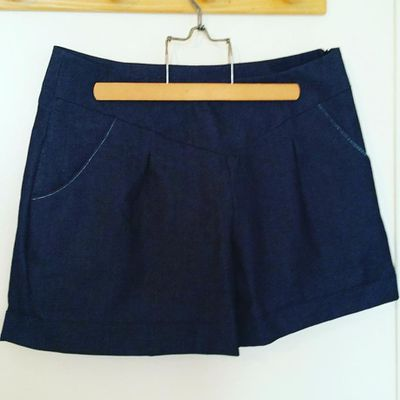 Short Chataigne de Deer and Doe en jean