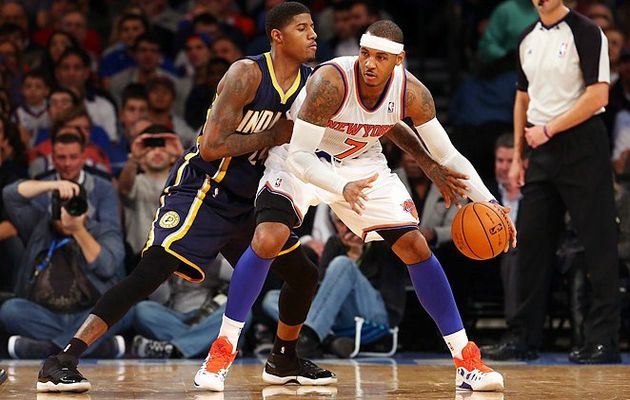 New York Knicks vs. Indiana Pacers preview