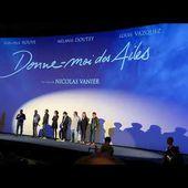 """Avant première du film """" DONNE-MOI DES AILES """" de Nicolas Vanier"""
