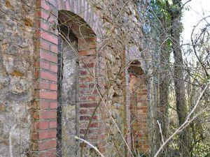 La mine WITTEN 1 et 2 à Algrange