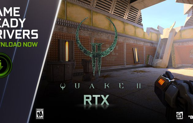 [ACTUALITE] NVIDIA Game Ready - Ajout du support de Vulkan Ray Tracing