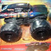 CADIAC ARREST MONSTER JAM HOT WHEELS 1/64 - car-collector.net