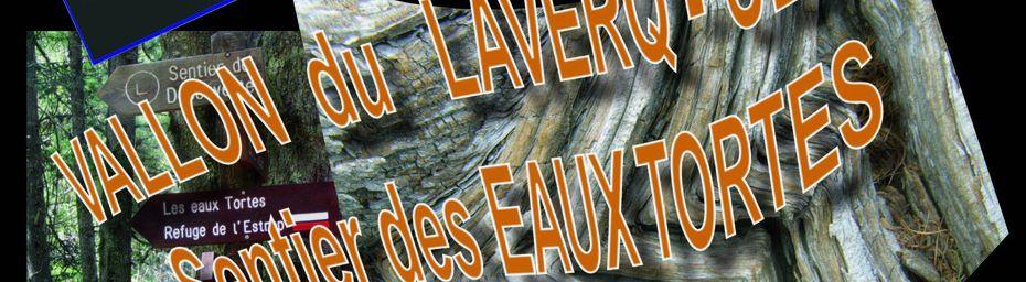 Sentier et Paysages des EAUX TORTES - Ubaye - NOUVELLE VISITE