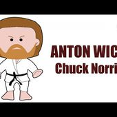 Anton Wick - Chuck Norris (Lyric Video)