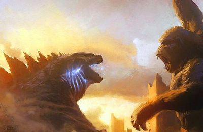 GODZILLA VS KONG, UNE BANDE-ANNONCE SPECTACULAIRE !