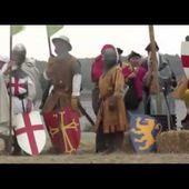 """""""1247"""", le spectacle des Médiévales de Gruissan 2011"""