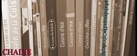 Chaine littéraire de la Gastronomie
