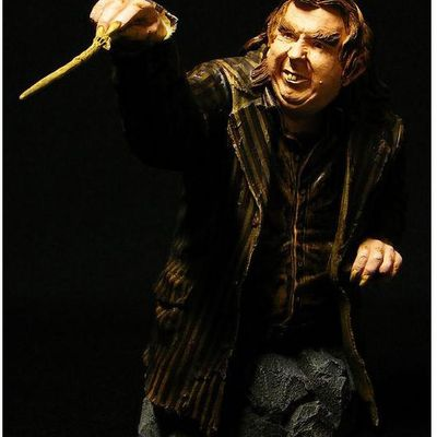 Buste / bust Peter Pettigrew Wormtail - 550ex - GENTLE GIANT - IN STOCK
